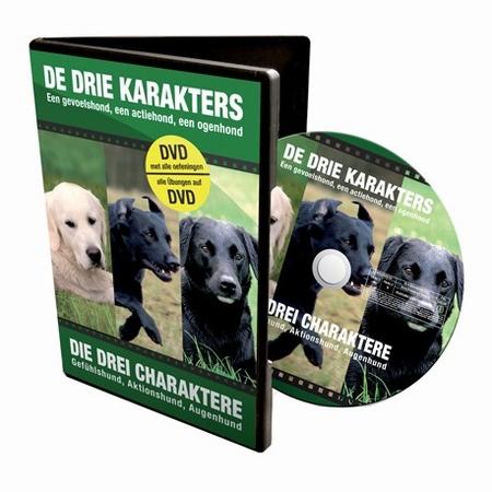 DVD De Drie Karakters
