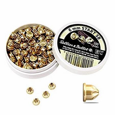 Sellier & Bellot 6mm knalpatroontjes
