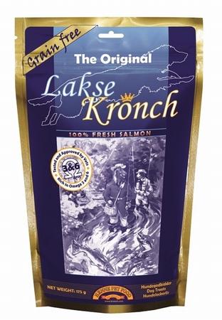 Lakse Kronch Zalmkoekjes 175 Gram