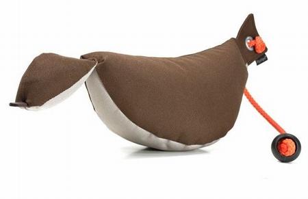 Bird Dog Dummy Large 350 Gram