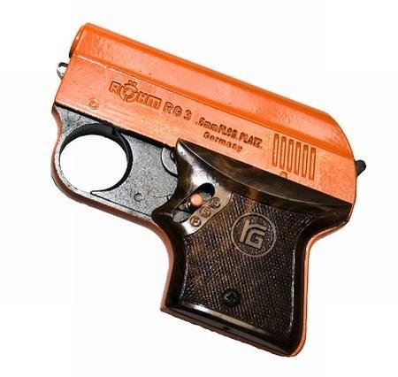 Rohm RG 3 Alarmpistool Oranje