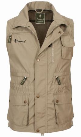 Pinewood Tiveden Bodywarmer Khaki