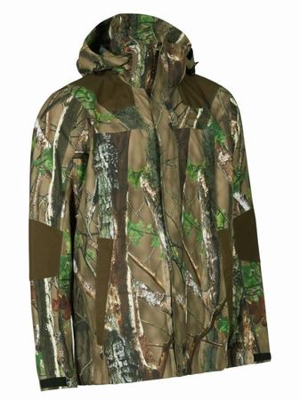 Deerhunter Track Rain Jacket Edge Camo