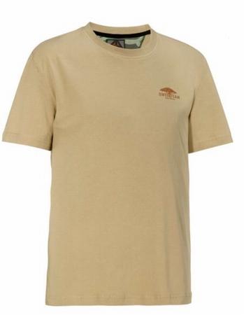 Swedteam Oakes M T-shirt Beige