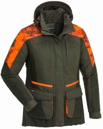 Pinewood Forest Camou Jacket
