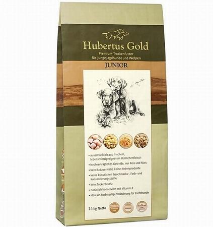 Hubertus Gold Junior 14KG
