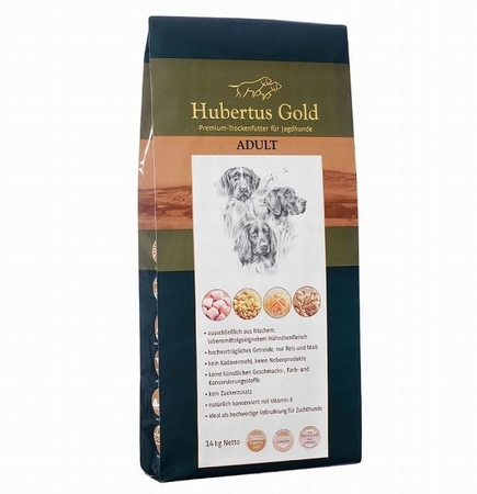 Hubertus Gold Aduld 14KG