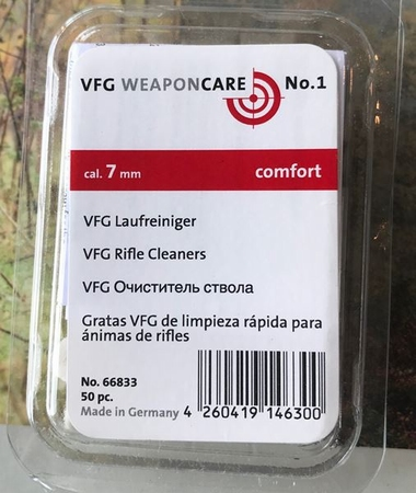 Loopreinigers VFG Cal. 7mm