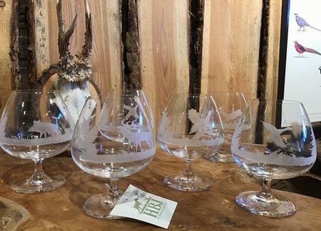 Cognac Glazen 6 stuks