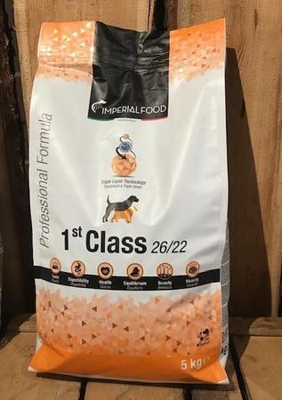 1st Class 5 KG (26 - 22)
