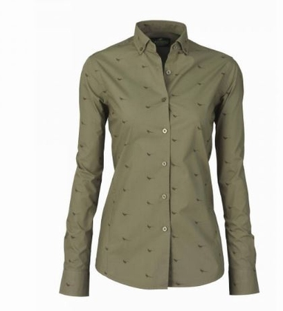 Laksen High & Wide Hen Dusty Green