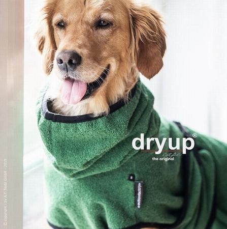 Dry-up Cape Dark Green
