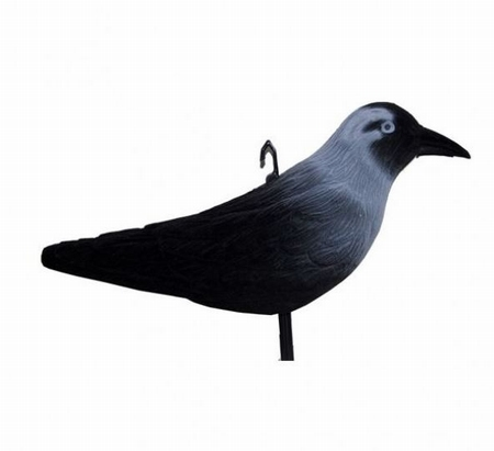 Lokvogel Kauw 32 cm  incl. pin