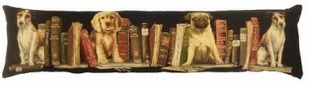 Libary dogs, Tochtkussen