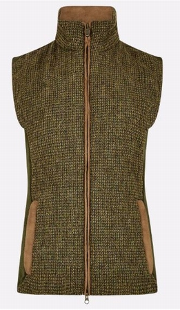 Dubarry Juniper Tweed Bodywarmer