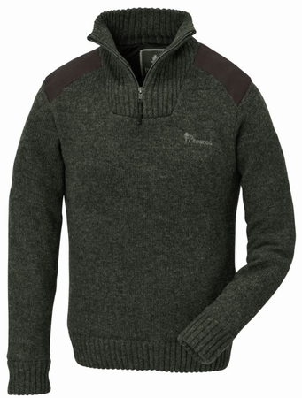 Pinewood Women's Sweater Hurricane Green
