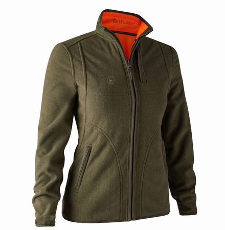 Deerhunter Lady Pam Bonded Fleece Jacket Reversible