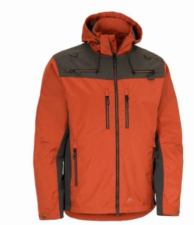 Swedteam Lynx Men Antibite Jacket Oranje