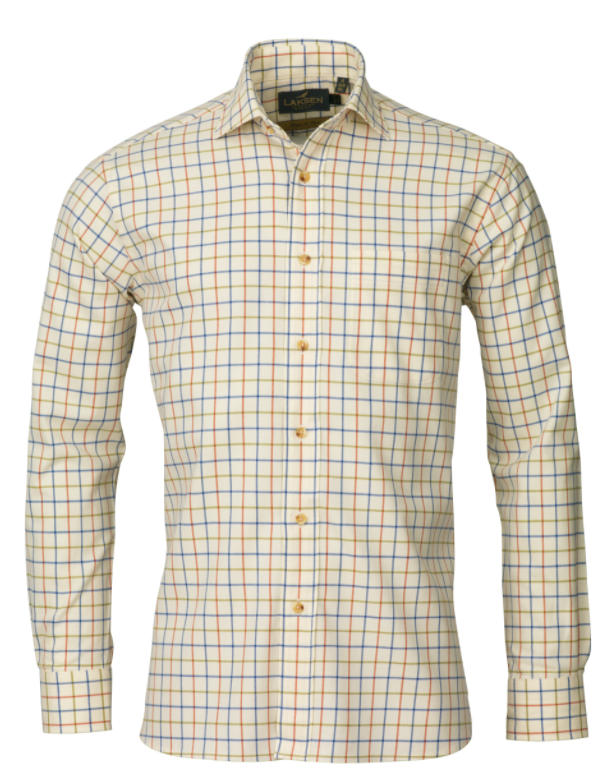Laksen Woody Cotton Wool Shirt