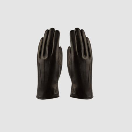Hatland Tara Leather Glove Brown
