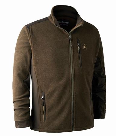 Deerhunter Muflon Zip-in Fleece Jacket