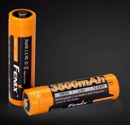 Fenix ARB-L18-3500 Oplaadbare Li-ion batterij