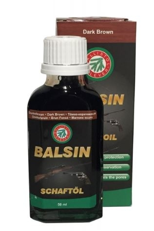 Balsin Stockoil Dark Brown