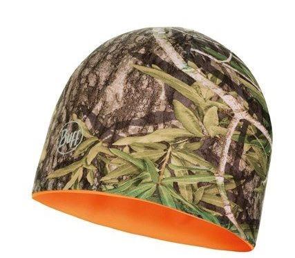 Buff Mossy Oak micro reversible hat (muts)