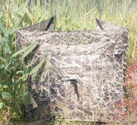 Camouflagescherm 125 x 375 Natural Wetland