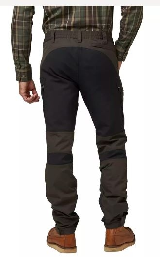 Chevalier Alabama Vent Pro Pant Black/Brown