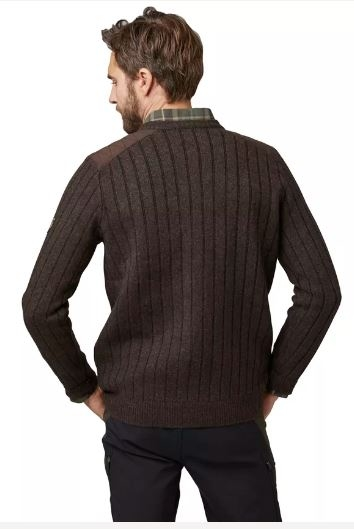 Chevalier Fjord Plated RN Sweater
