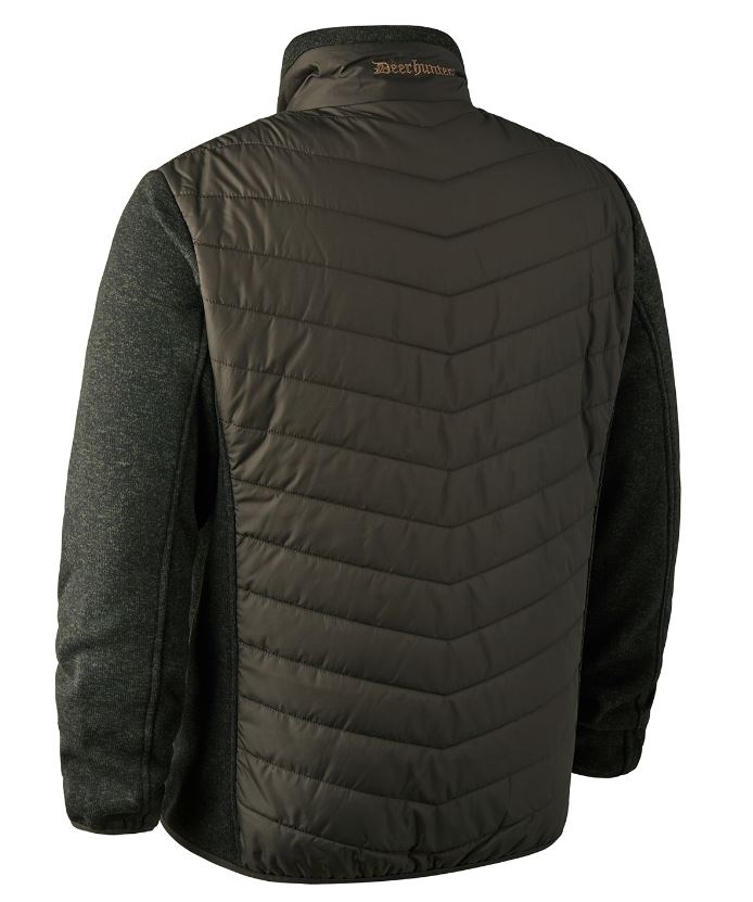 Deerhunter Moor Padded Jacket w. Knit