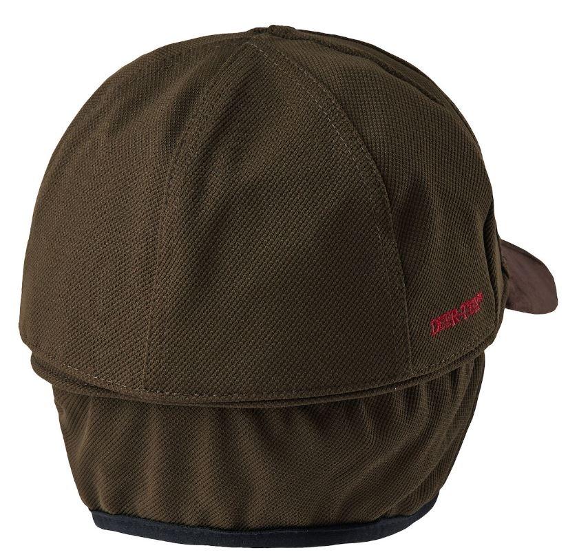 Deerhunter Muflon Cap Art Green w. Safety