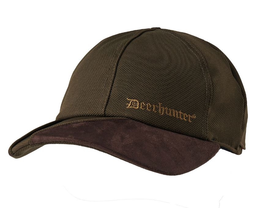 Deerhunter Muflon Cap Art Green w. Safety