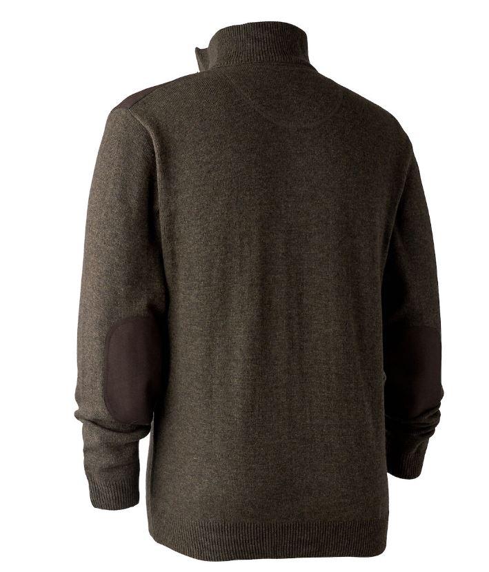 Deerhunter Sheffield Knit w. Zip-neck
