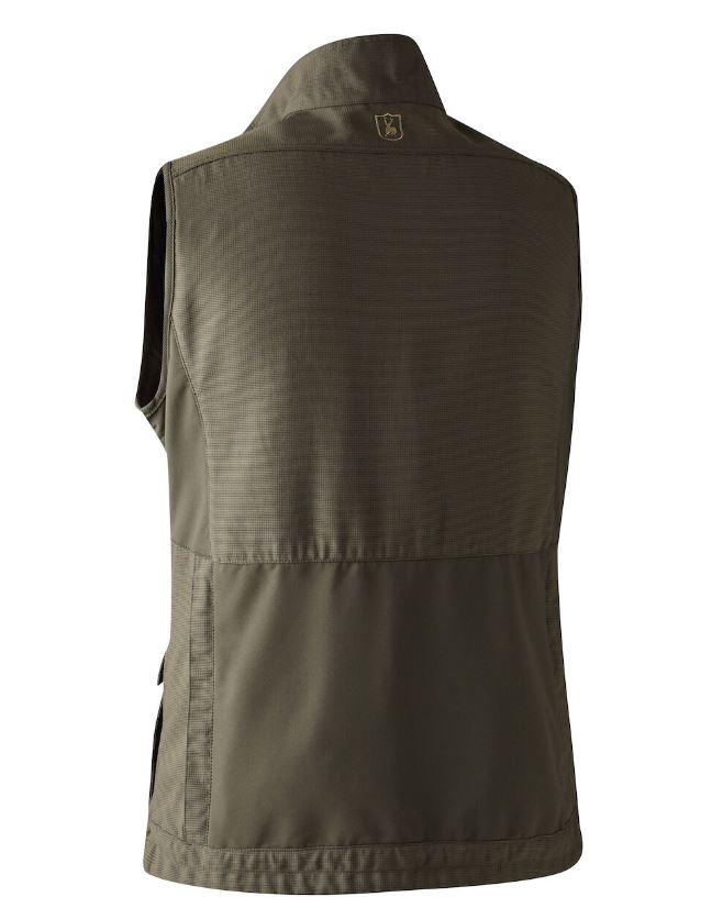 Deerhunter Strike Extreme Waistcoat Palm Green