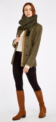 Dubarry Bracken Tweed Jacket