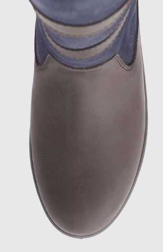 Dubarry Galway Navy/Brown