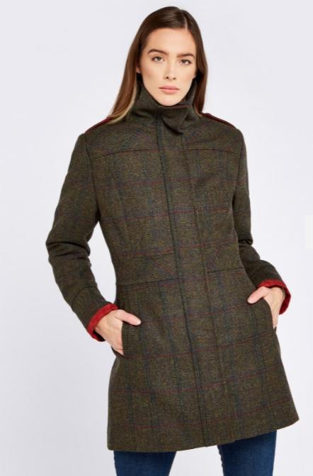 Dubarry Hedgerow  Hemlock Tweed Jacket