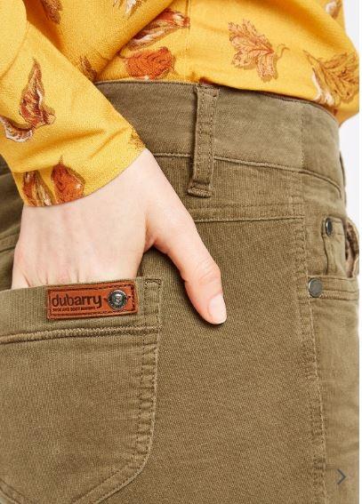 Dubarry Honeysuckle Broek Dusky Green