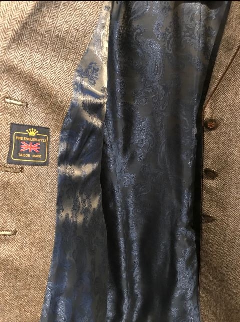 Foresta Tessa Dames Tweed Colbert
