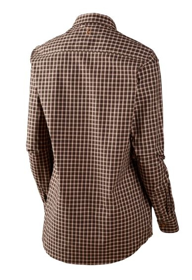 Härkila Selja Lady Check Shirt Port