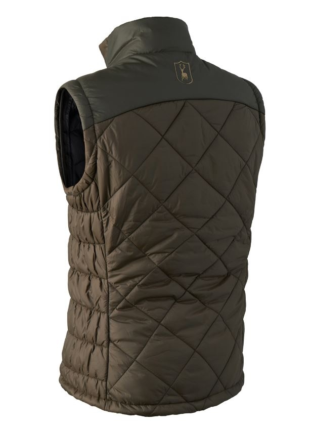 Lady Christine Quilted Waistcoat