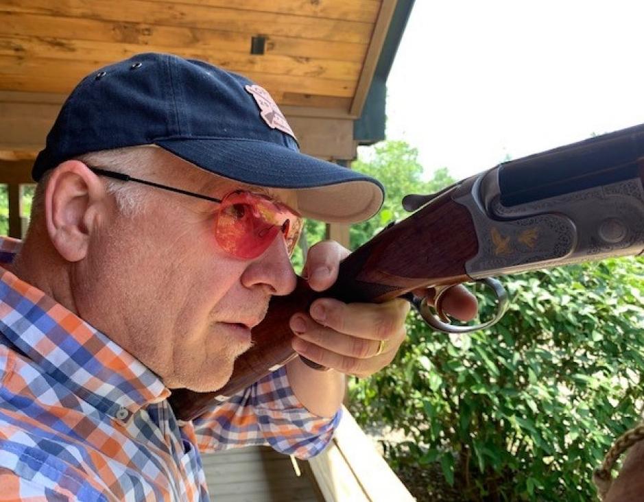 Laksen Shotmaster Single Shooting Glasses 5 Colors Set