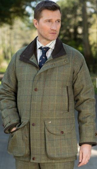 Laksen Woodhay Wingfield Coat
