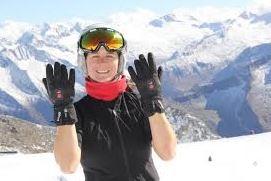 Lenz verwamde handschoenen