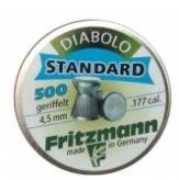 Luchtbuks kogeltjes Diabolo standaard