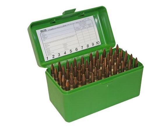 MTM Ammo Box RL-50-10