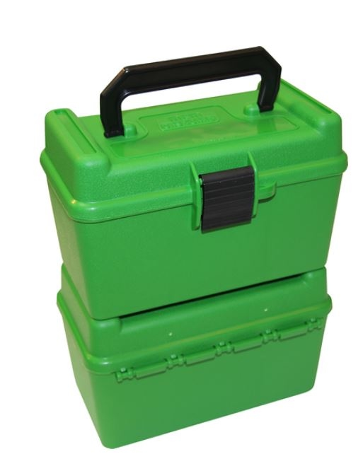 MTM Deluxe Ammo Box H50-RM-10