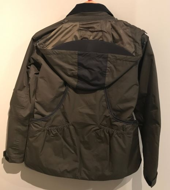 Pinewood Dog Sports Jacket 2.0 Mosgroen